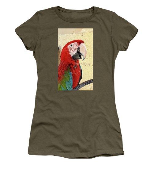 Who Is A Pretty Boy Then ? Women's T-Shirt