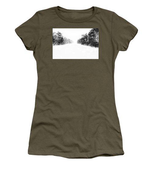 Winter Afternoon Women's T-Shirt