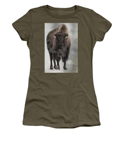 Winter Warrior Women's T-Shirt