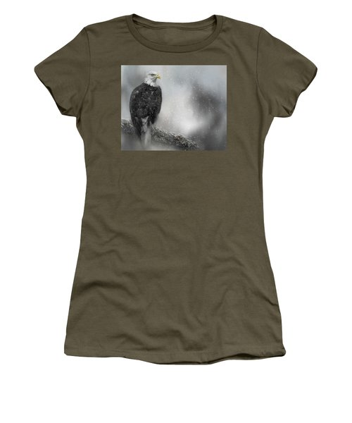 Winter Watcher Women's T-Shirt