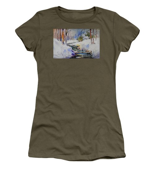Winter Wilderness Women's T-Shirt