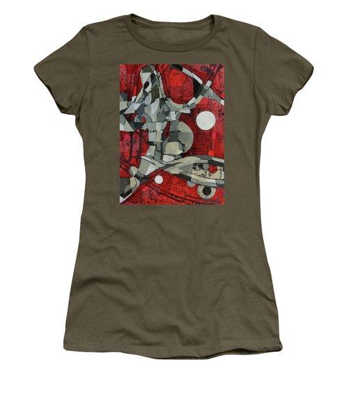 Woman Man Woman Women's T-Shirt