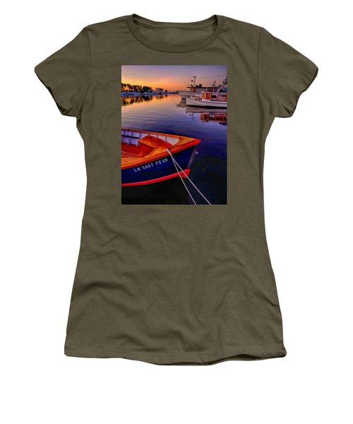 Wooden Boats Women's T-Shirt