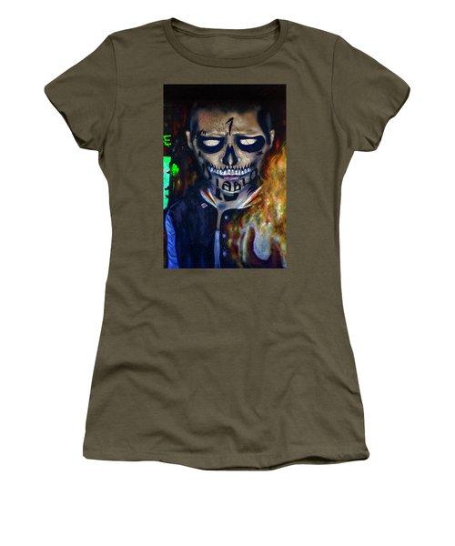 Wynwood Mural Diablo Series 2494 Women's T-Shirt