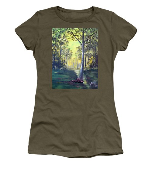 Yellow Forrest Women's T-Shirt