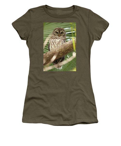 Somebody's Watching Me Women's T-Shirt