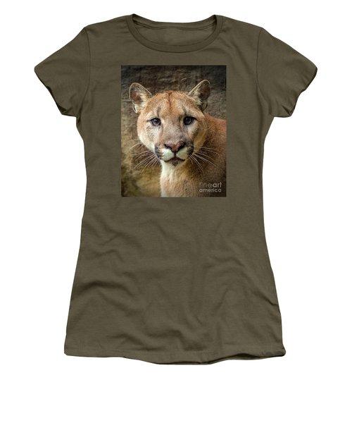 Young Puma Women's T-Shirt