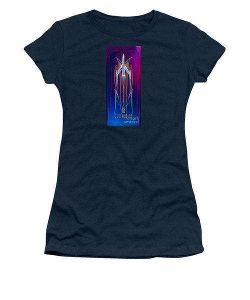 Rocket 88  Women's T-Shirt (Junior Cut) by Alan Johnson