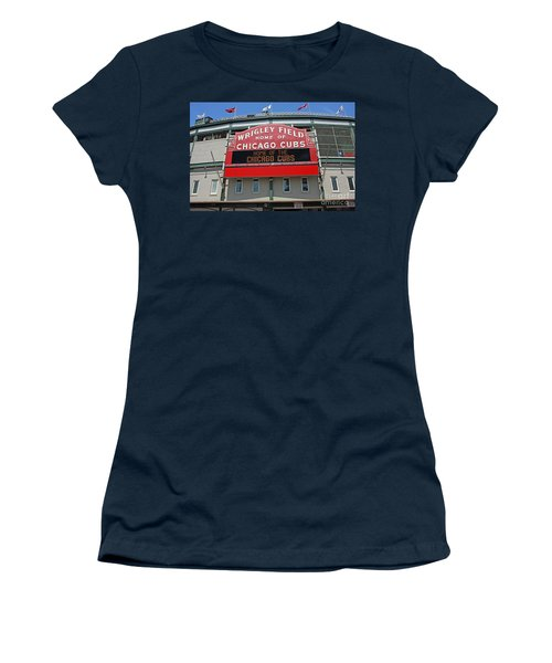 0601 Wrigley Field Women's T-Shirt