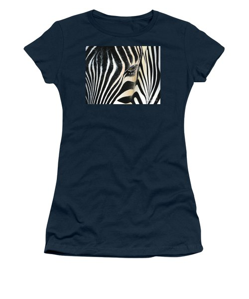 A Moment's Reflection Women's T-Shirt (Athletic Fit)