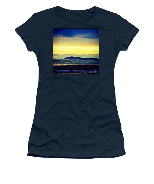 Bass Coast Women's T-Shirt (Athletic Fit)