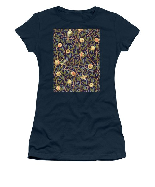 Bird And Pomegranate Women's T-Shirt
