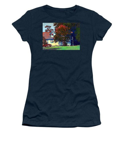 Doug's Apartment Women's T-Shirt (Athletic Fit)