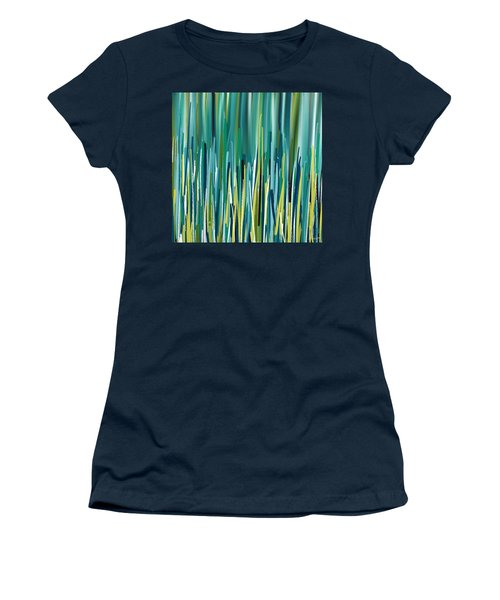Peacock Spikes Women's T-Shirt