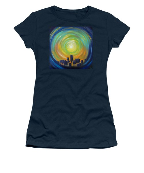 Phoenix Women's T-Shirt (Athletic Fit)
