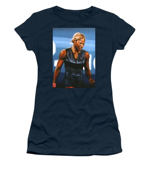Serena Williams Women's T-Shirt (Athletic Fit)
