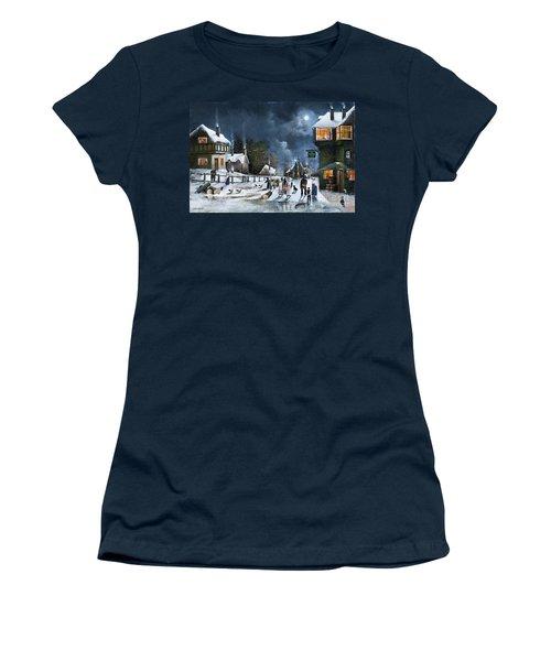 Winter Solstice Women's T-Shirt