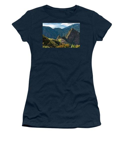 Machu Picchu  Women's T-Shirt