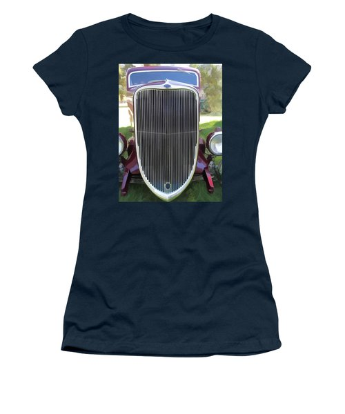 1933 Ford Grille Women's T-Shirt