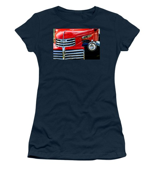 1942 Gmc  Pickup Truck Women's T-Shirt (Athletic Fit)