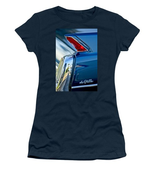 1962 Cadillac Deville Taillight Women's T-Shirt
