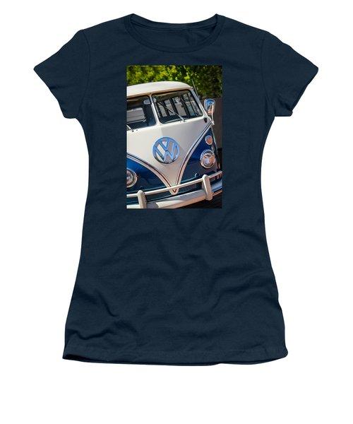 1966 Volkswagen Micro Bus -1012c Women's T-Shirt