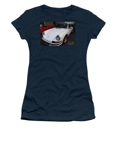 1973 Porsche Women's T-Shirt (Athletic Fit)