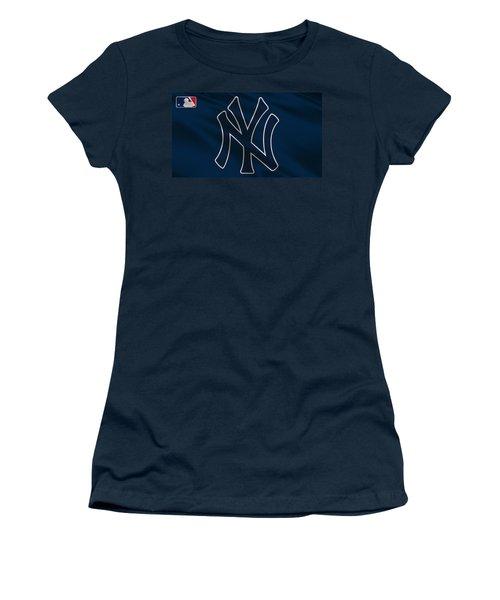 New York Yankees Uniform Women's T-Shirt
