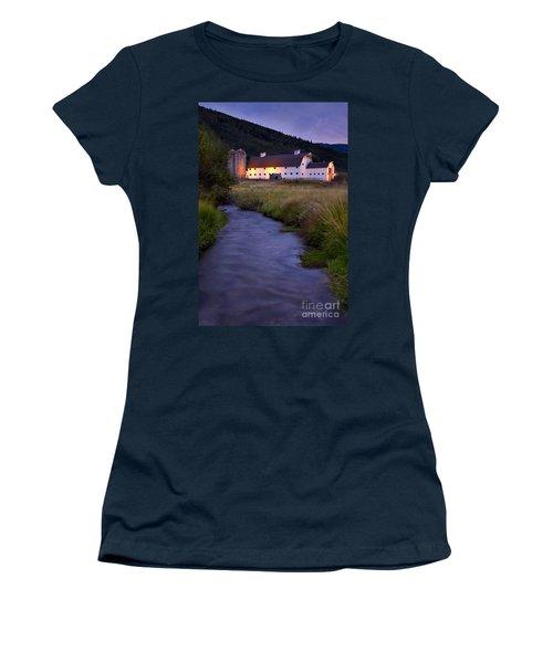 White Barn Women's T-Shirt