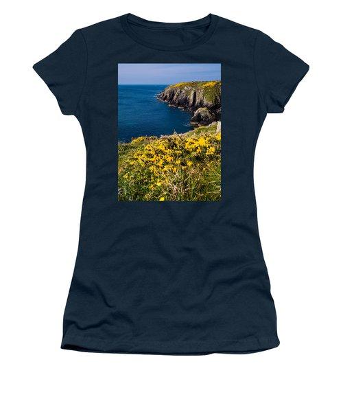 St Non's Bay Pembrokeshire Women's T-Shirt