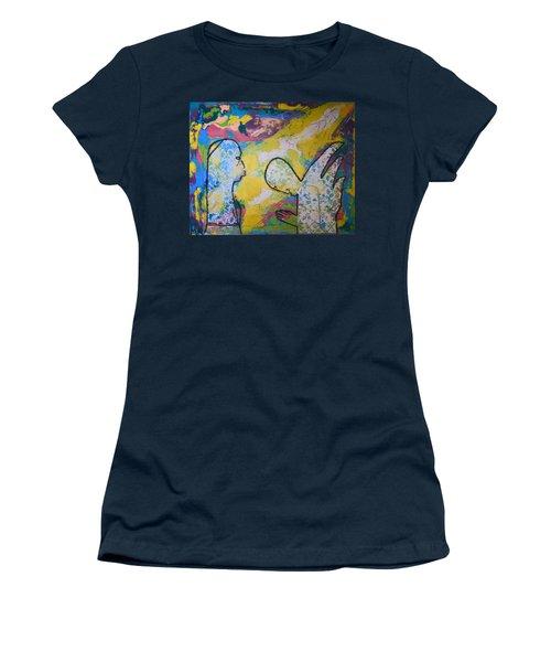 The Annunciation Women's T-Shirt
