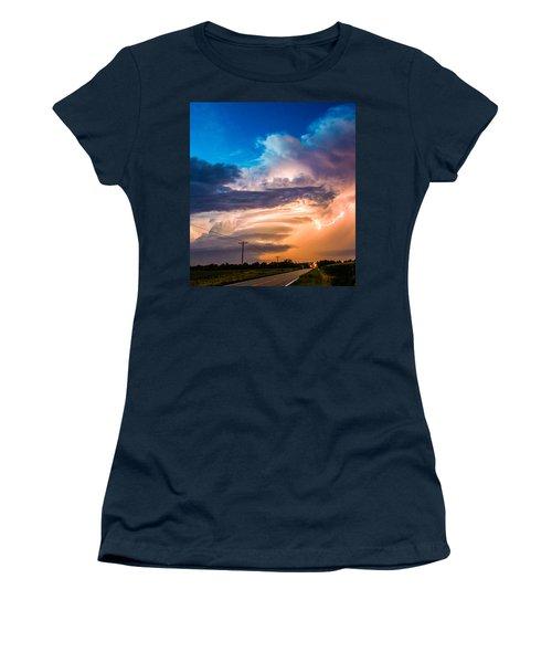Wicked Good Nebraska Supercell Women's T-Shirt