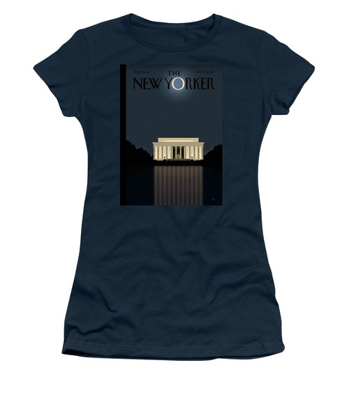New Yorker November 17th, 2008 Women's T-Shirt