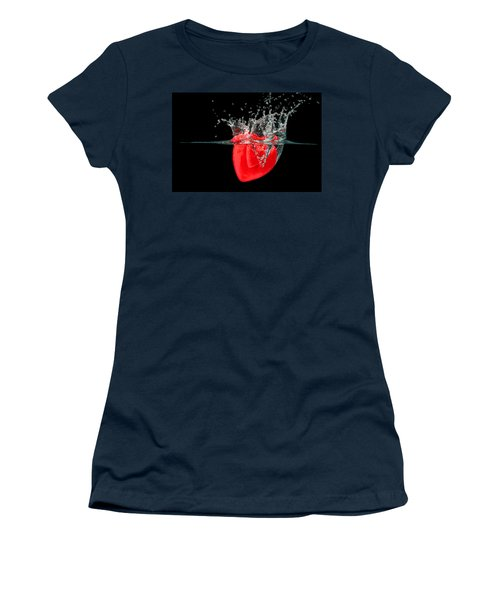 Heart Women's T-Shirt (Athletic Fit)