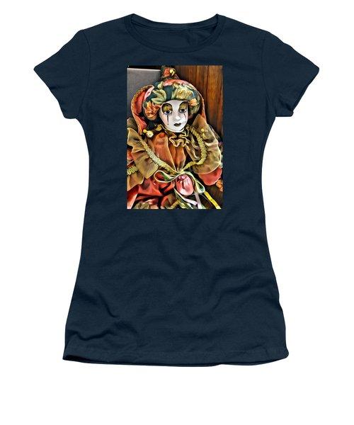 Just A Sad Face Women's T-Shirt