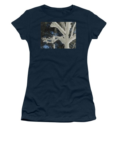 A Frosty Morning Women's T-Shirt (Athletic Fit)