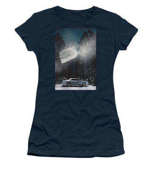 A Valiant Cover Up Women's T-Shirt
