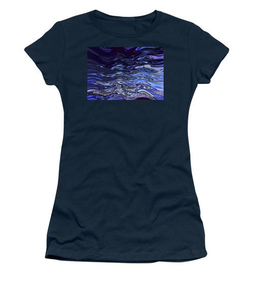 Abstract Reflections - Digital Art #2 Women's T-Shirt