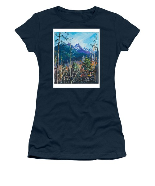 Alaska Autumn Women's T-Shirt