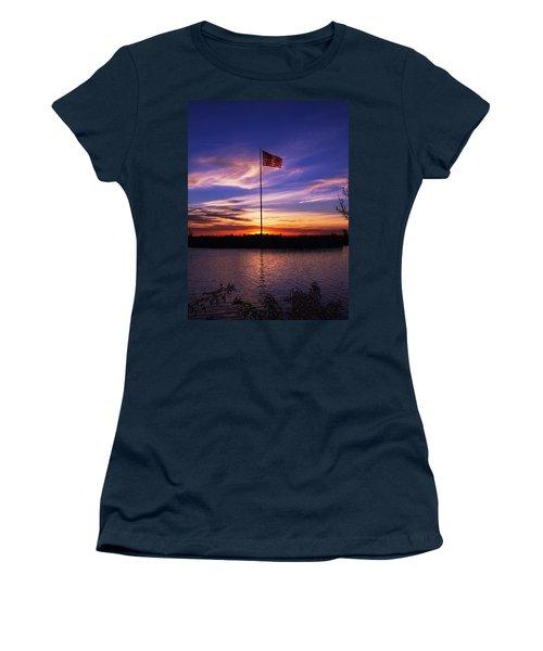 America The Beautiful Women's T-Shirt