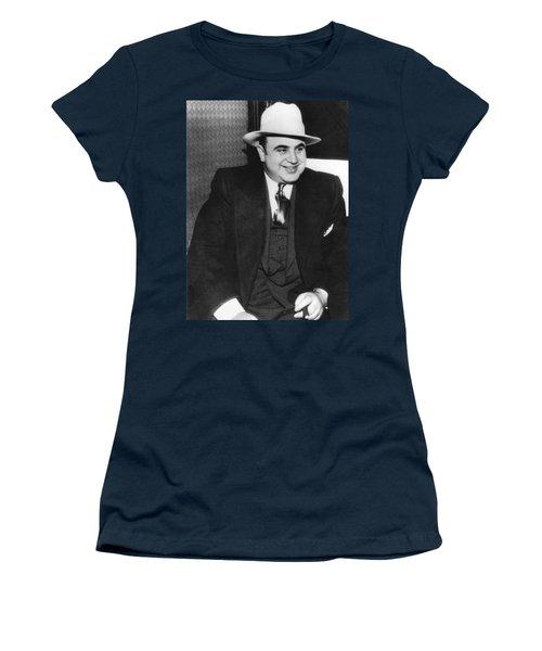 American Gangster Al Capone Women's T-Shirt