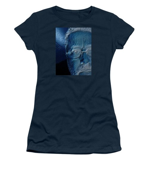 Amiblue Women's T-Shirt (Athletic Fit)