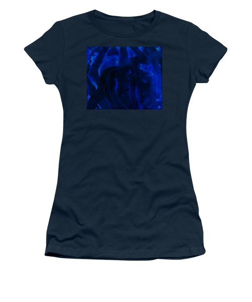 And Out In The Pouring Rain Women's T-Shirt