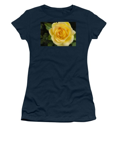 Angelic Rose Women's T-Shirt (Athletic Fit)