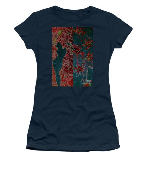 April Showers/ May Flowers Women's T-Shirt (Athletic Fit)