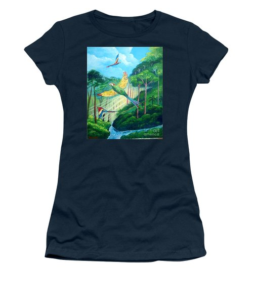 Aras On The Forest Women's T-Shirt