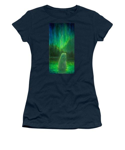 Aurora Beluga Women's T-Shirt