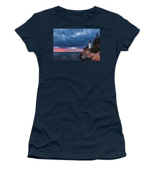 Bass Harbor Attitude Women's T-Shirt