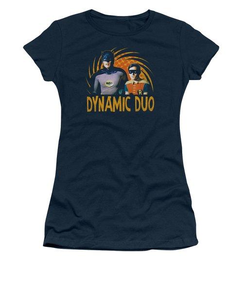 Batman Classic Tv - Dynamic Women's T-Shirt