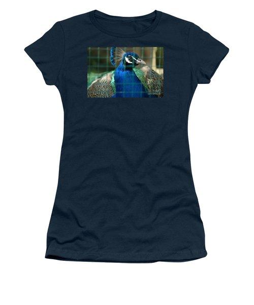 Beauty In Captivity Women's T-Shirt (Junior Cut) by Randi Grace Nilsberg